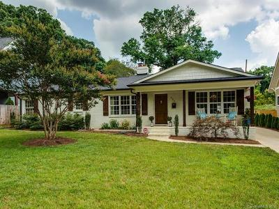 Charlotte Single Family Home For Sale: 522 McAlway Road