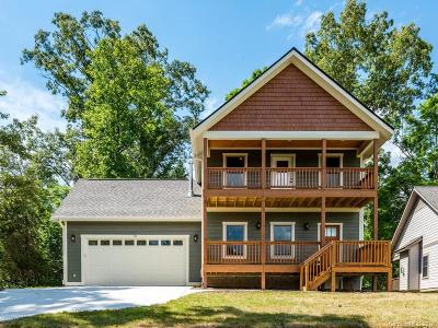 Asheville NC Single Family Home For Sale: $389,900