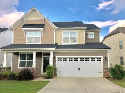 Mooresville Single Family Home For Sale: 206 Blossom Ridge Drive