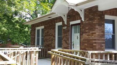 Hendersonville Single Family Home For Sale: 744 N Grove Street