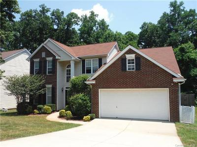 Huntersville Single Family Home For Sale: 7120 Sweetfield Drive