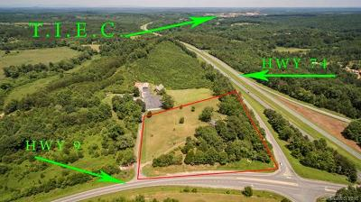 Tryon Commercial For Sale: Us 74 Bypass Highway