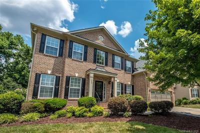 Waxhaw Single Family Home For Sale: 1809 Robbins Meadows Drive