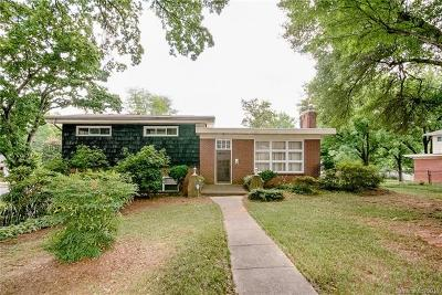 Charlotte Single Family Home For Sale: 5448 Alpine Lane