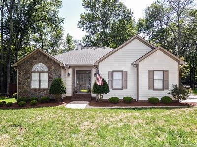 Concord NC Single Family Home For Sale: $410,000