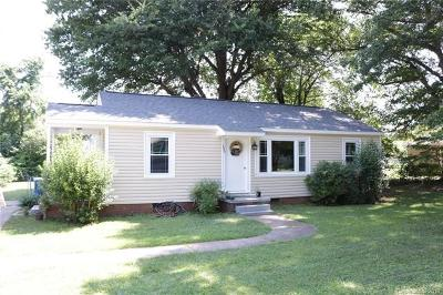 Belmont Single Family Home For Sale: 304 W Henry Street