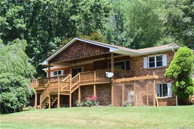 Waynesville Single Family Home For Sale: 5,  7,  25 Tracy Lane