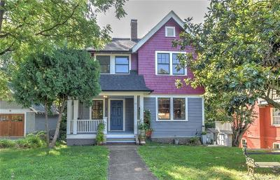 Asheville Single Family Home For Sale: 11 Arborvale Road