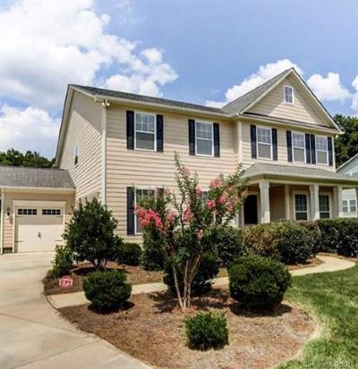 Waxhaw NC Single Family Home For Sale: $359,000