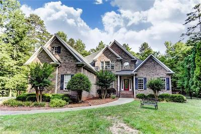 Waxhaw Single Family Home For Sale: 5808 Cross Point Court