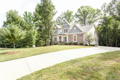 Waxhaw NC Single Family Home For Sale: $484,900