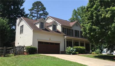 Kannapolis Single Family Home For Sale: 2613 Lamp Post Lane