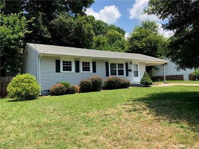 Gastonia Single Family Home For Sale: 1026 Woodhill Drive