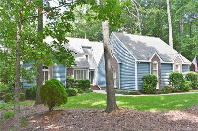 Single Family Home For Sale: 9701 Grasmere Drive