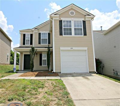 Concord Single Family Home For Sale: 354 Morning Dew Drive