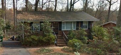 Charlotte NC Single Family Home For Sale: $450,000