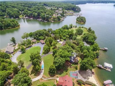 Single Family Home For Sale: 8420 Island Point Road