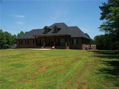 Lincolnton Single Family Home For Sale: Home & 33 Acres @2438 Startown Road