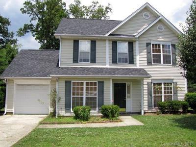 Matthews Rental For Rent: 2843 Longspur Drive