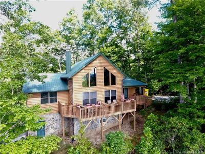 Lake Toxaway NC Single Family Home For Sale: $449,000