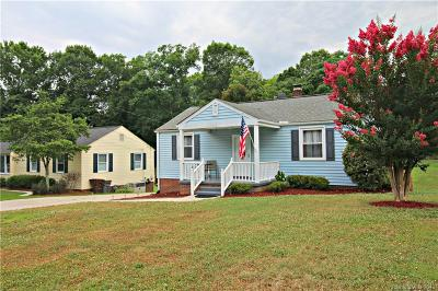 Kannapolis Single Family Home For Sale: 715 Evelyn Avenue