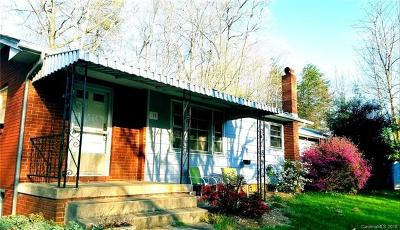 Candler Single Family Home For Sale: 18 Forsythia Lane