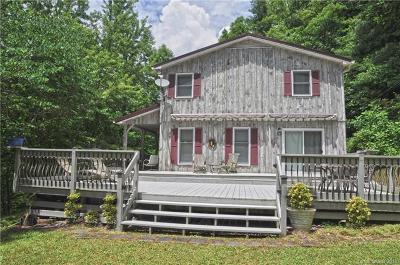 Marshall NC Single Family Home For Sale: $248,000