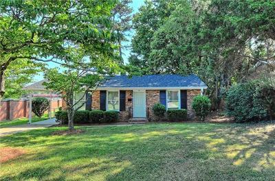 Statesville, Charlotte, Mooresville Single Family Home For Sale: 4911 Unaka Avenue #2