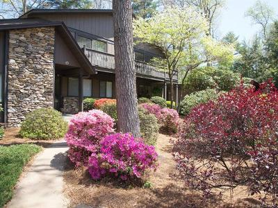Hendersonville Condo/Townhouse For Sale: 88 Laurelwood Circle #10
