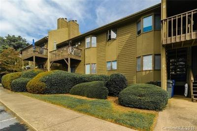 Asheville NC Condo/Townhouse For Sale: $160,000