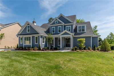 Mooresville Single Family Home For Sale: 118 Tuscany Trail