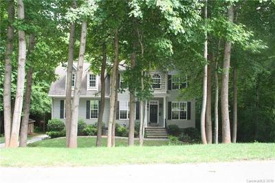 Statesville Single Family Home For Sale: 606 Nelly Green Circle