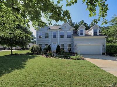 Mooresville, Kannapolis Single Family Home For Sale: 129 Castleton Drive