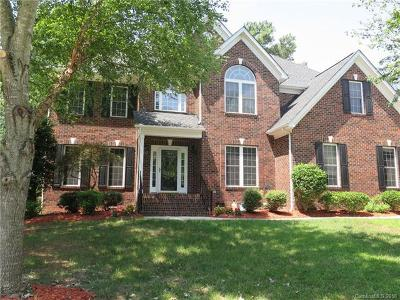 Charlotte Single Family Home For Sale: 16728 Krishna Lane