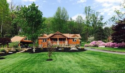 Asheville NC Single Family Home For Sale: $429,900