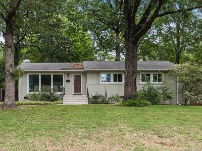 Charlotte Single Family Home For Sale: 4801 Fairheath Road