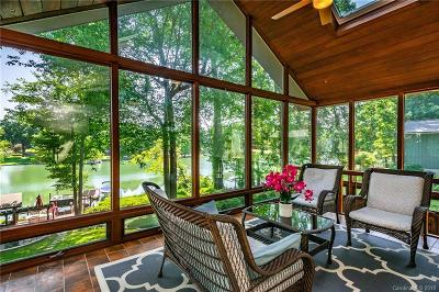 Buncombe County, Cabarrus County, Caldwell County, Cleveland County, Davidson County, Gaston County, Iredell County, Lancaster County, Lincoln County, Mecklenburg County, Rowan County, Stanly County, Union County, York County Single Family Home For Sale: 219 Wood Duck Loop