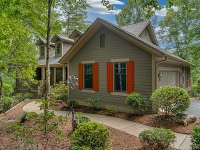 Hendersonville Single Family Home For Sale: 155 Chattooga Run