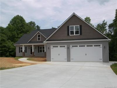 Statesville Single Family Home For Sale: 170 Lippard Springs Circle