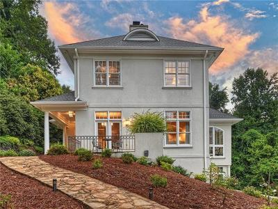 Myers Park Single Family Home For Sale: 2825 Briarcliff Place