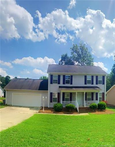 Kannapolis Single Family Home For Sale: 2140 Brantley Creek Drive