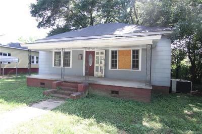 Cramerton Single Family Home For Sale: 5 1st Street
