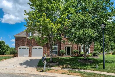 Charlotte Single Family Home For Sale: 13240 White Moon Court