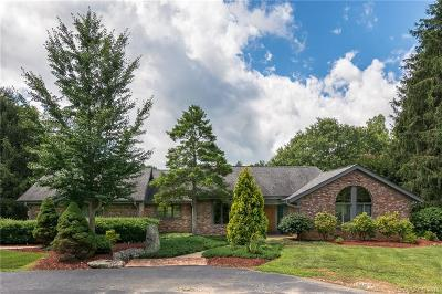 Hendersonville Single Family Home Under Contract-Show: 2000 Plum Tree Lane #12 &