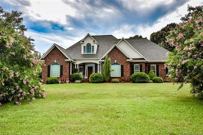 Troutman Single Family Home For Sale: 210 Hicks Creek Road