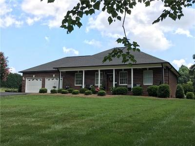 Catawba Single Family Home Under Contract-Show: 3020 Oxford School Road