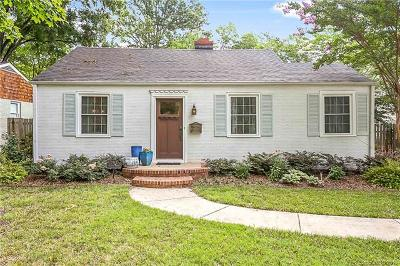 Single Family Home For Sale: 2913 Manor Road