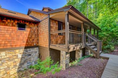 Lake Lure NC Single Family Home For Sale: $386,000