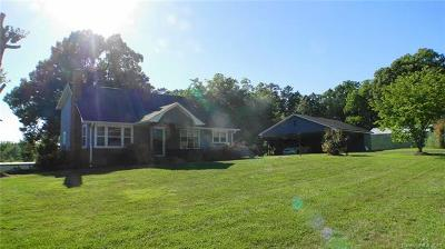 Stanly County Single Family Home For Sale: 13105 S Us 52 Highway S #A
