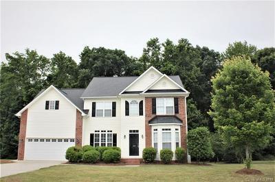 Gastonia Single Family Home For Sale: 1832 White Cedar Drive
